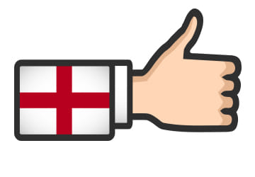 St George Thumbs Up