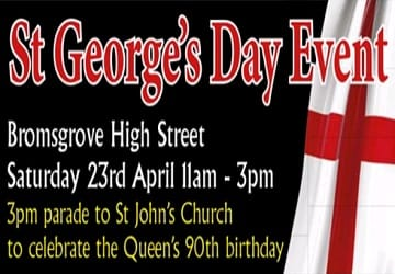 St George 's Day 2016
