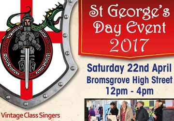 2017 St Georges Day Event Slider