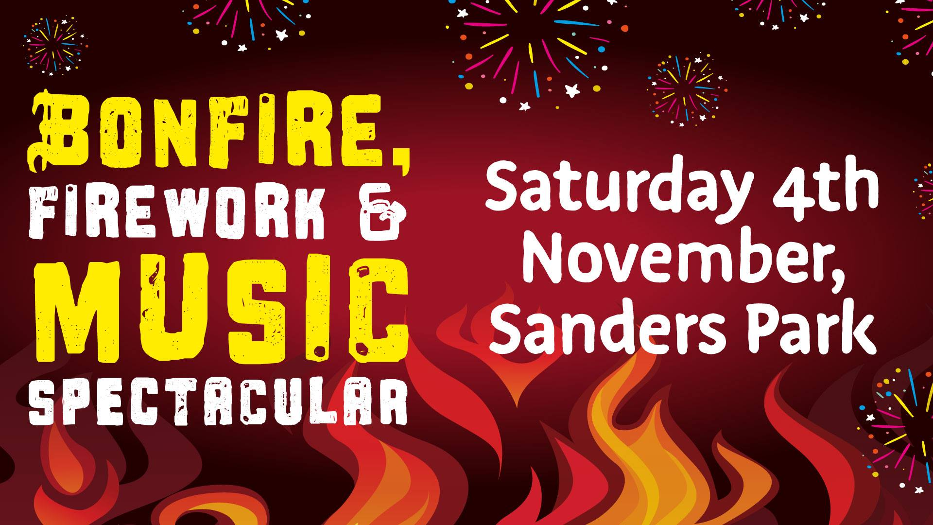 Bonfire, Firework and Music Spectacular 2017