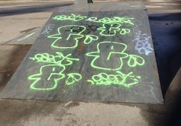 Call To Action To Combat Vandalism