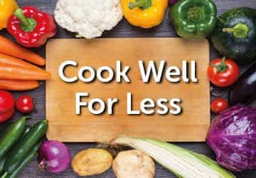 Cook Well For Less