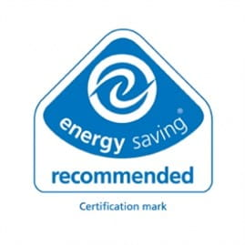 Energy Saving Trust Recommended Certification Mark