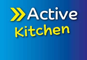 Lots of fun for half term with Active Kitchen