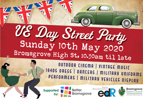 VE Street Party Front